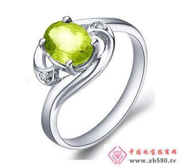 钻石汇珠宝--彩宝戒指06