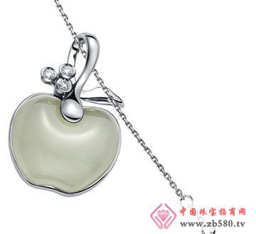 梁氏首饰-苹果项链