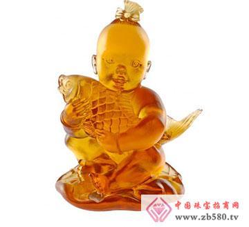中国娃娃·年年有余福