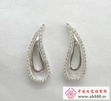 翁记珠宝--耳环01