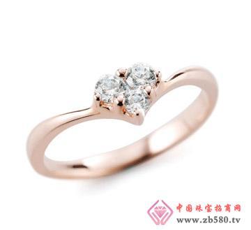 乙叶梦银饰--戒指