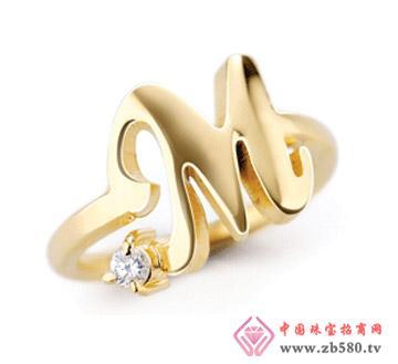 乙叶梦银饰--戒指1