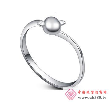 银铂利珠宝--戒指03