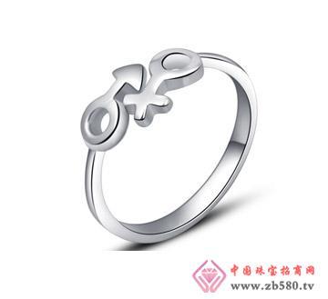 银铂利珠宝--戒指05