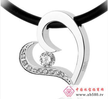 安琪珠宝--不锈钢项链04