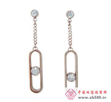 安琪珠宝--不锈钢耳环02