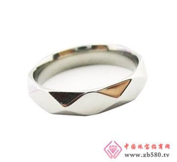 安琪珠宝--不锈钢戒指01