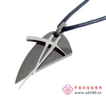 安琪珠宝--不锈钢项链01