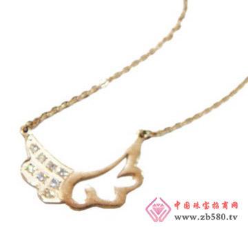 安琪珠宝--不锈钢项链02