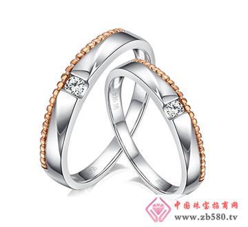 金象珠宝--爱的密方系列对戒03