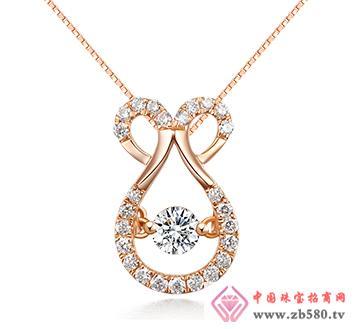 金象珠宝--灵犀心爱,柔情蜜意