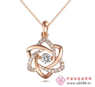 金象珠宝--让爱做主,玫瑰绽放