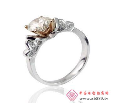 一恒贞珠宝--钻戒01