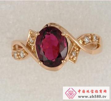 一恒贞珠宝--宝石戒指01