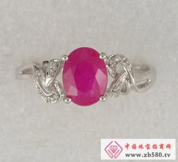 一恒贞珠宝--宝石戒指02