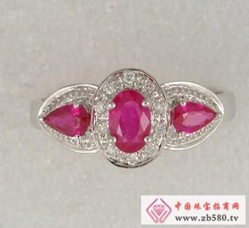 一恒贞珠宝--宝石戒指03