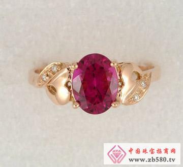 一恒贞珠宝--宝石戒指05