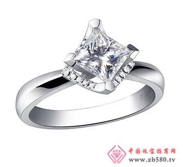公主方钻--戒指11