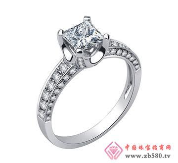 公主方钻--戒指13