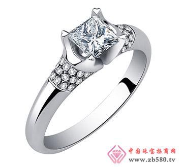 公主方钻--戒指15