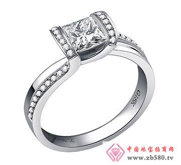 公主方钻--戒指18
