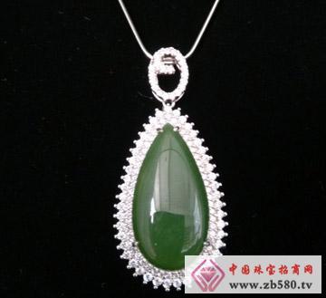 锦尚珠宝--吊坠05