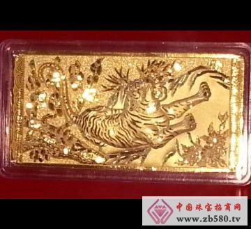 莆天珠宝--千足金金条
