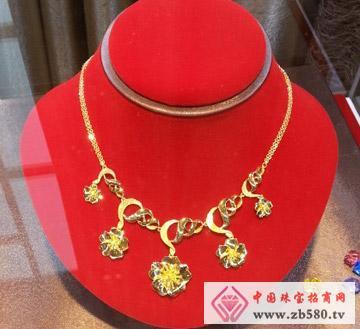 莆天珠宝--千足金项链02