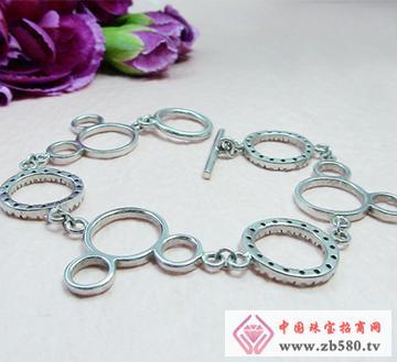 925银饰手链