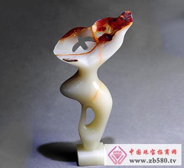 火炬—玉器收藏品