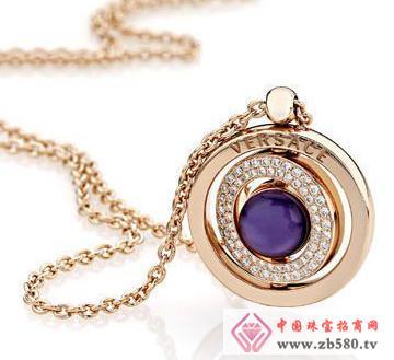酆隆珠宝--铂金项链