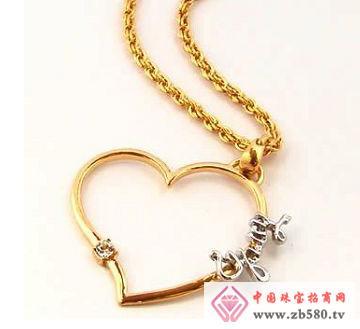 酆隆珠宝--纯金项链