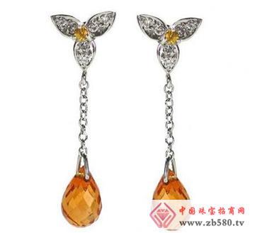 酆隆珠宝--耳坠