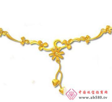 酆隆珠宝--黄金项链