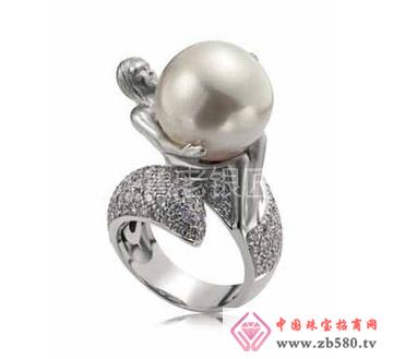 齐鲁老银匠--戒指01