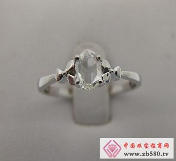 金利来珠宝--蛋形钻石戒指01