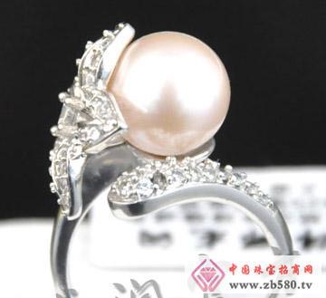 花之璀璨S925镶嵌戒指