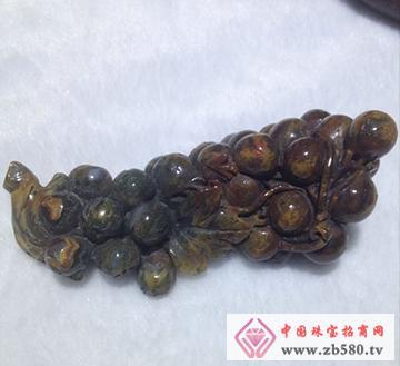南流江玉石-葡萄