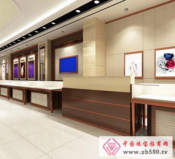 广州番禺红彩珠宝金行方案角度3