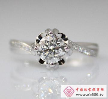 麒嘉珠宝--钻石戒指01