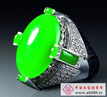 方得利锦珠宝店--戒指
