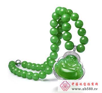方得利锦珠宝店--项链