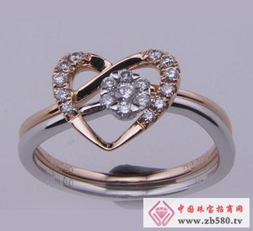 鑫钿珠宝-钻戒