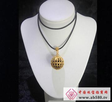 键钰轩珠宝--黄金项链