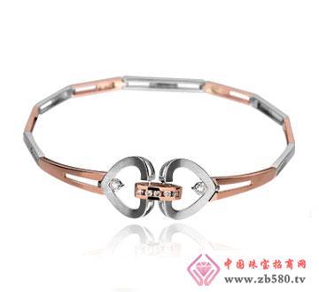 恋缘-k金手链