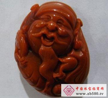 南红--财神