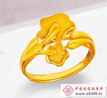 聚缘珠宝--黄金戒指