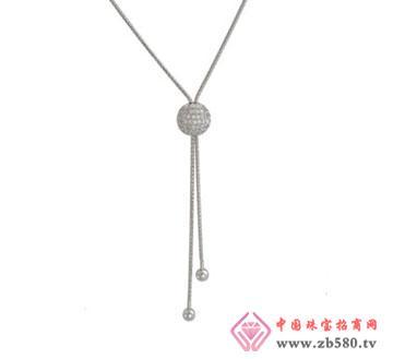 kisvi珠宝品牌925纯银东方明珠