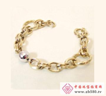 三鑫珠宝--黄金手链