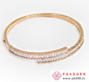 三鑫珠宝--黄金手链2